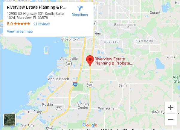 Riverview Estate Planning Probate Attorney