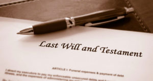 What Happens If Someone Dies Without a Will?